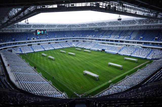 «Балтика» и«Крылья Советов» соберут аншлаг нановом стадионе Калининграда