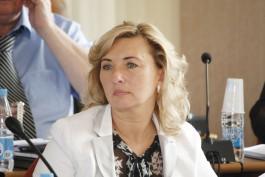 Главврач «инфекционки» Ольга Краснова стала депутатом Облдумы