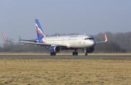 «Аэрофлот» возобновил продажу субсидированных билетов в Калининград