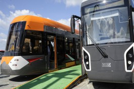 «С Wi-Fi и зарядкой для смартфона»: какие трамваи хотят производить на Урале для Калининграда