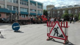 Ярошук: Парковка у Дворца творчества на ул. Сергеева — только для посетителей, а не для жителей