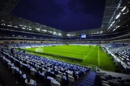 Власти выделяют 9 млн рублей на обслуживание футбольного поля стадиона «Калининград»