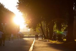 Калининградцев ждут тёплые выходные без осадков