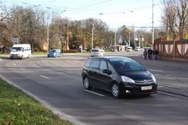 «Остановись, мгновенье!»: как Калининград не встал в пробках перед эстафетой