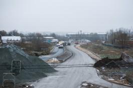 «Не хочу я в Вологду»: Рольбинов проверил ход работ на Восточной эстакаде в Калининграде