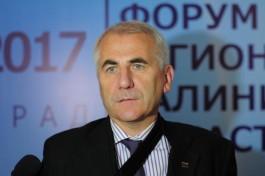 Ушацкас: В 2014 году визовый диалог с Россией существовал, а сейчас...