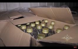 В Калининграде полицейские обнаружили склад с контрафактным алкоголем и сигаретами
