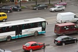 В Калининграде перевозчиками не будут засчитывать рейсы за несоблюдение расписания