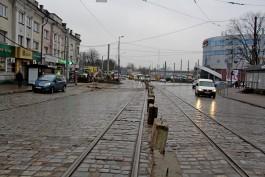 Власти перенесли сроки изменения схемы движения на перекрёстке Киевской и проспекта Калинина