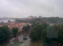 В Калининградской области ожидаются пасмурные выходные с дождём