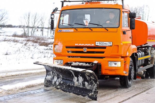 Генпрокуратура принудила власти Светлогорска, Янтарного иПионерского очистить дороги отналеди