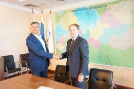Калининградский «Водоканал» заключил соглашение о сотрудничестве с коллегами из Ленинградской области