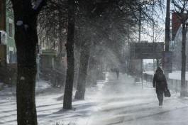 Метеорологи: На Калининград с Британских островов надвигается циклон «Кристоф»