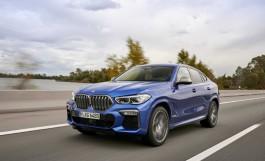 В Калининграде запустили производство нового BMW X6