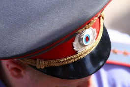 УМВД: Навес на Стекольной в Калининграде сгорел из-за замыкания электропроводки