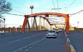 Оранжевый мост на Киевской в Калининграде частично перекроют на ремонт с 12 апреля