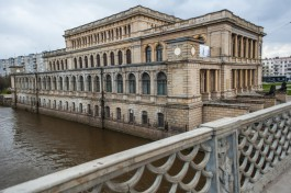 Власти планируют начать реконструкцию Кёнигсбергской биржи в 2018 году