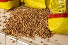 В Озёрском округе рабочий агрокомплекса за месяц украл со склада больше тонны гречки
