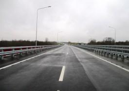 Дорожники отремонтировали мост на трассе Калининград — Черняховск
