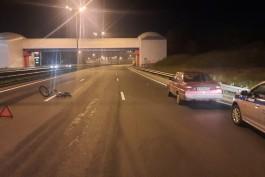 На Московском проспекте в Калининграде «Фольксваген» сбил 31-летнего пешехода