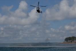 Водолазы Балтфлота уничтожили группу условных диверсантов на побережье