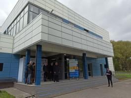 На улице Невского в Калининграде открыли бассейн БФУ имени Канта