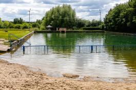 Власти ищут подрядчика для капремонта открытого бассейна с минеральной водой в Славске