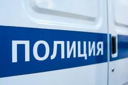 В Калининграде объявили в розыск мужчину за нападение на покупателя в магазине на улице Невского