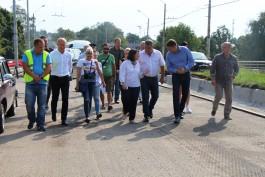 Кропоткин: Уже в октябре-ноябре калининградцы увидят результат и будут ездить по новым дорогам