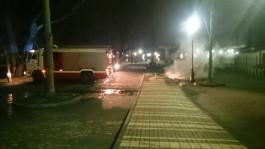 Ущерб от возгорания биотуалетов на Верхнем озере оценили в 330 тысяч рублей