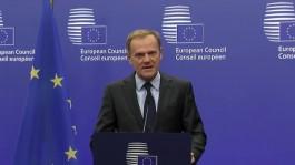 Туск назвал Россию стратегической проблемой Европы