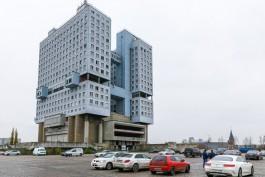 Корпорация развития Калининградской области заказала оценку рыночной стоимости Дома Советов