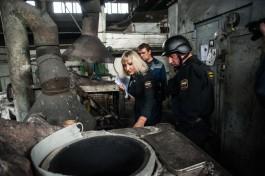 «Газовая камера»: судебные приставы опечатали оборудование завода «Браво-БВР» в Прибрежном