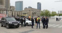 В Варшаве оштрафовали 260 человек после протеста предпринимателей