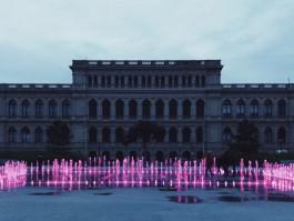 Мэрия Калининграда опубликовала график шоу у светомузыкального фонтана