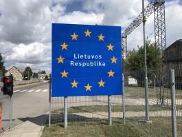 Житель региона пытался проехать в Литву по паспорту младшего брата