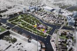 Елене Батуриной предложили поучаствовать в финансировании «Сердца города»