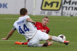 «Балтика» в последнем матче сезона проиграла в Калининграде аутсайдеру ФНЛ