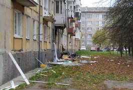 Черномаз: Во время взрыва на улице Ушакова в Балтийске повредилось более 200 окон