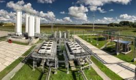 Под Калининградом запускают комплекс по производству сжиженного газа