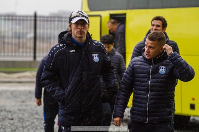 ВКалининграде матч настадионе кЧМ-2018 перенесли из-за мороза