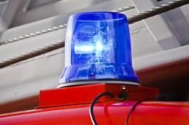Ночью в Зеленоградске произошёл пожар на балконе в жилом доме