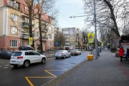 К концу рабочей недели в Калининградской области ожидается +3°C и снег с дождём