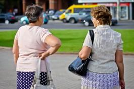 В Калининградской области снова продлили самоизоляцию для людей старше 65 лет