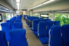 КЖД: Дополнительные поезда к морю будут курсировать по выходным до конца сентября