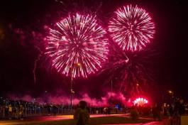 Чемпионат фейерверков планируют провести в Калининграде 28 августа и 4 сентября