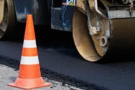 За счёт экономии на торгах отремонтируют две дороги в Зеленоградском и Гурьевском округах