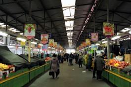 Калининградстат зафиксировал рост цен на овощи и фрукты в марте
