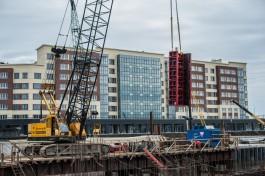 Власти Калининграда перенесли открытие движения по Высокому мосту на ноябрь