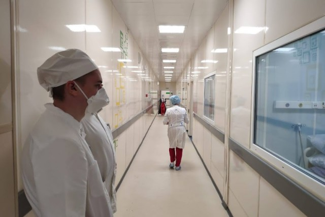 В Калининградской области умерла 86-летняя женщина с коронавирусом